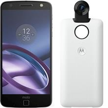 Motorola Moto Z LTE 32GB Mobile Phone With Moto Mods 360 Camera Module